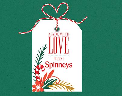 Spinneys Christmas Retail idea