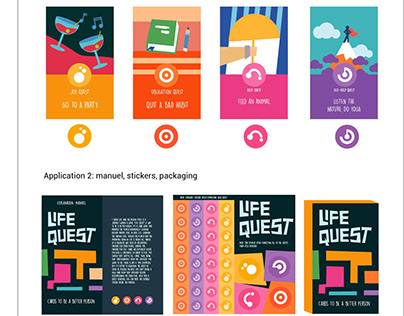 Life Quest- Life is a journey within a game