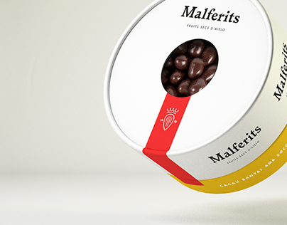 Malferits. Branding and packaging