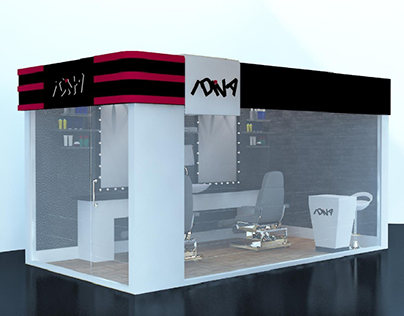 3d salon shop