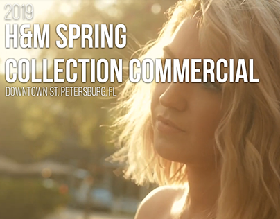 H&M Spring Collection Commercial