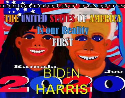 The Biden & Harris Promise