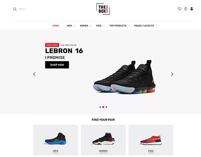 Sneaker App Design on Behance