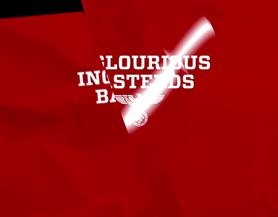 Inglourious Basterds: Movie Title Credits Animation