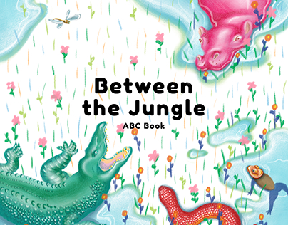 Between the Jungle: ABC Book