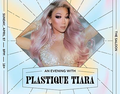 Flip Phone: Plastique Tiara