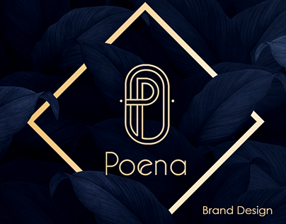 Brand Design Poena Style