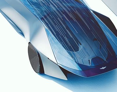 Lagonda August - Exterior & Interior Design Project