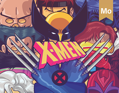 X-Men Mask Proyect