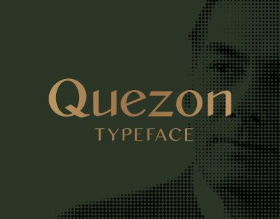 Quezon Typeface - FREE/PWIW