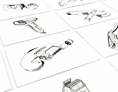 Product Sketch Folio