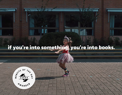 SBA Into Books - Website