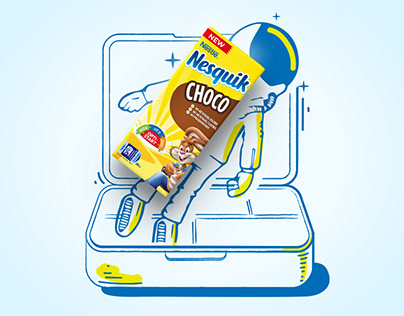 Nesquik's Ready To Drink | Launch Campaign