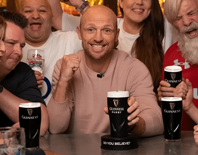 Guinness Belief Test