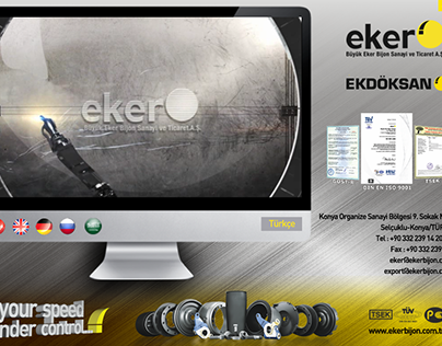 Eker Bijon Interactive Application