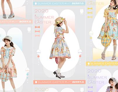 Poster Design / Berry.Q / 2020