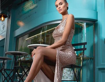 Model at town