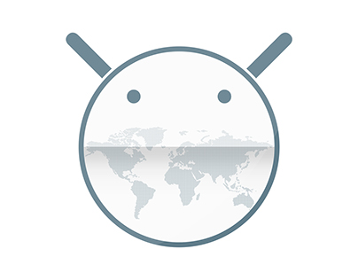 Android World Logo