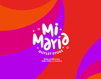 Mi María