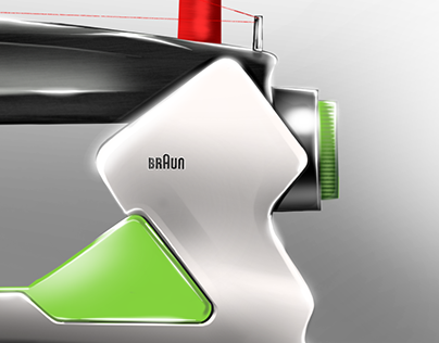 Braun Sewing Machine Concept