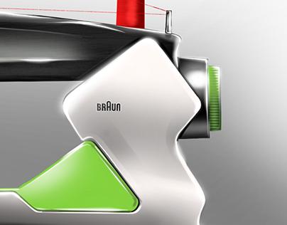 Braun Sewing Machine Concept