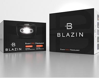 BLAZIN Headlamp