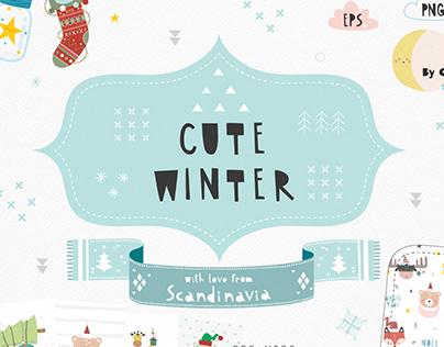 CUTE WINTER