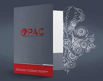 opac /Logo Design and Visual identity