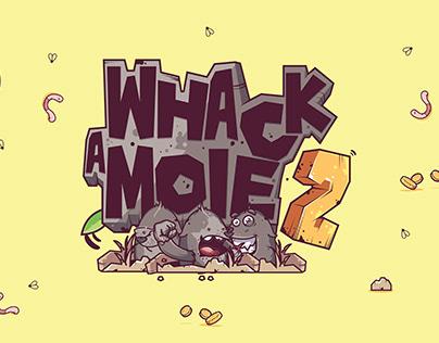 Whack a mole 2 / game design & concept