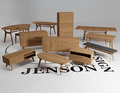 Jenson design furniture collection
