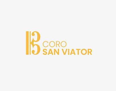 Coro San Viator Branding