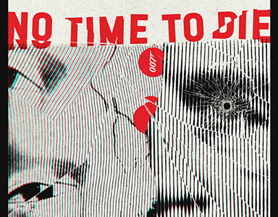 No Time To Die - Bond Redesigned Series