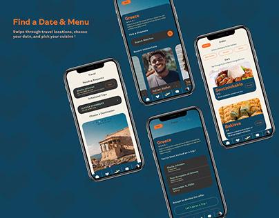 SHIP - Virtual Dating App and Travel Platform