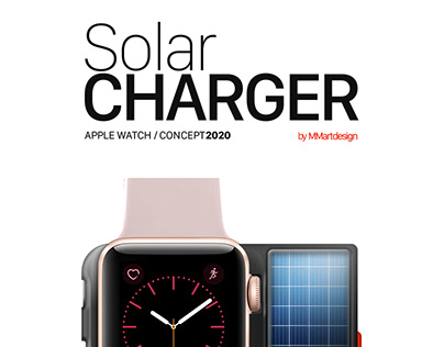 Solar Charger Concept by MMartdesign