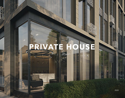Private house-Luxury club house