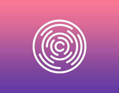 COMA LOCK Logo Design