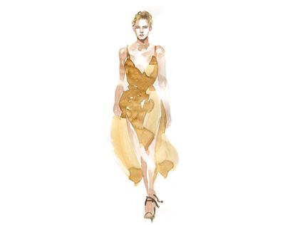 Fashion Illustartion