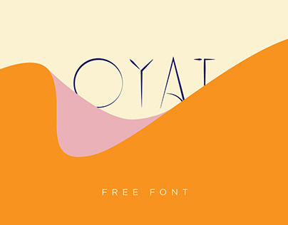 Oyat, Free font