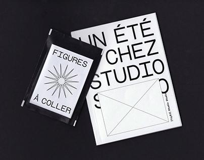 Un été chez Studio Studio