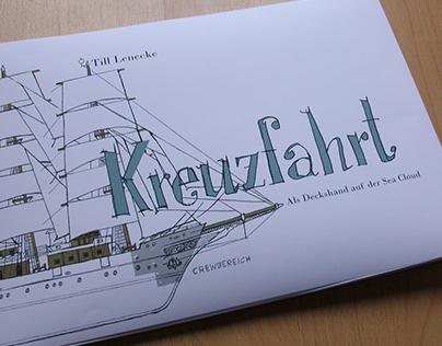 "Book: ""KREUZFAHRT"""
