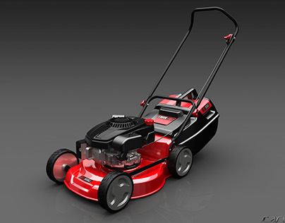 Sanli pressed deck mower