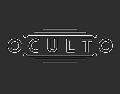 Oculto Logo Animation