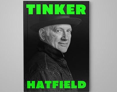 Editorial Design | Tinker Hatfield | NIKE