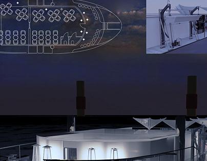 """""""Memel"""" projektuojamo laivo idėjiniai pasiūlymai"""
