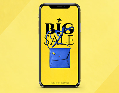 "Banner templates ""Big sale"""