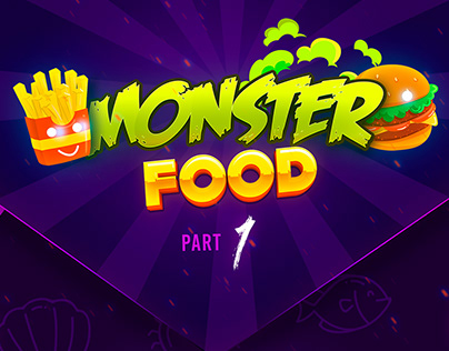 Monster Food - Team Project 2018 (Part 1)