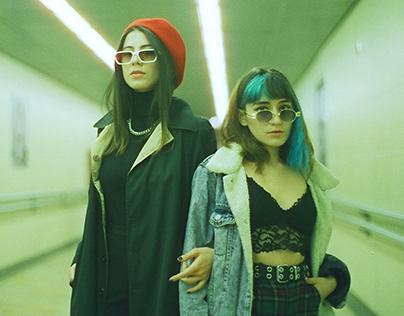SUB POP   Fashion Grunge
