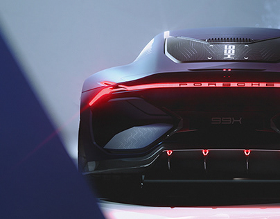 Concept   Porsche 99X