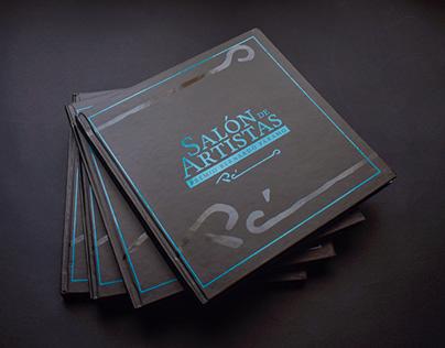 Libro Salón de Artistas - Premio Bernardo Páramo 2018