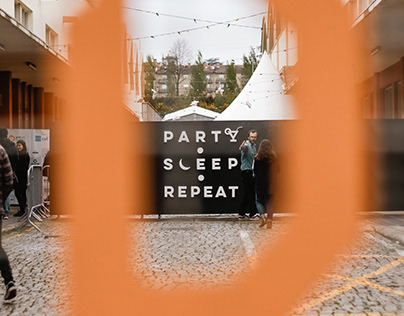 Party Sleep Repeat '18